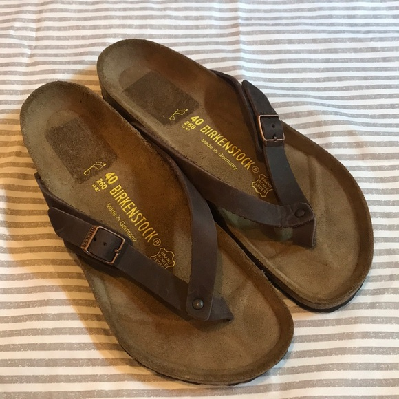 de5d2e7eb7a7 Birkenstock Shoes - Rare! Birkenstock Adria Sandal size 40